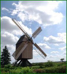 Windmühle bei Zierau
